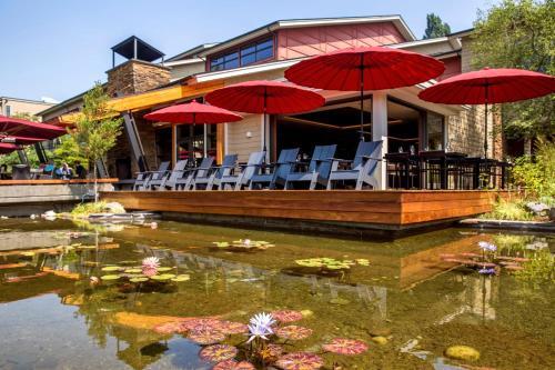 Cedarbrook Lodge - Hotel - SeaTac