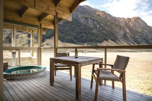 Minaret Station Alpine Lodge - Hotel - Wanaka