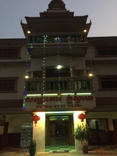 Phnomsvay Hotel