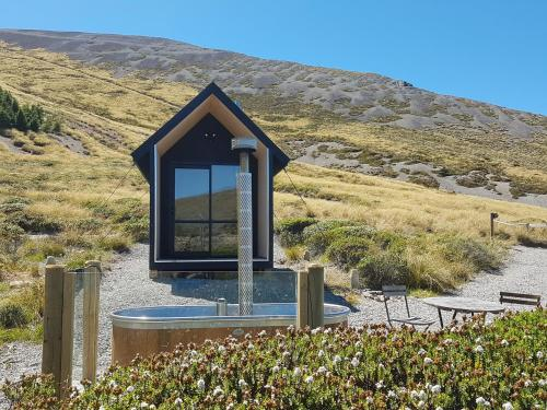 Accommodation in Mount Lyford