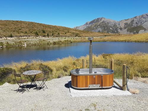Lake Stella Mountain Huts - Hotel - Mount Lyford
