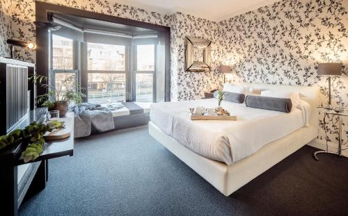 Double or Twin Room with Garden View - single occupancy Ercilla Embarcadero 3