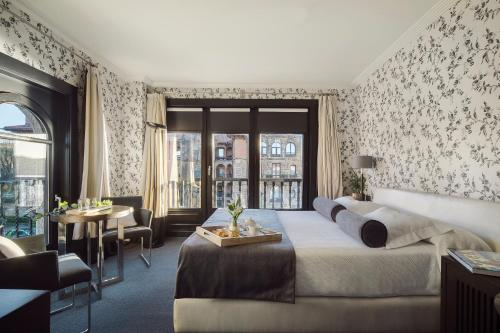 Double or Twin Room with Garden View - single occupancy Ercilla Embarcadero 2
