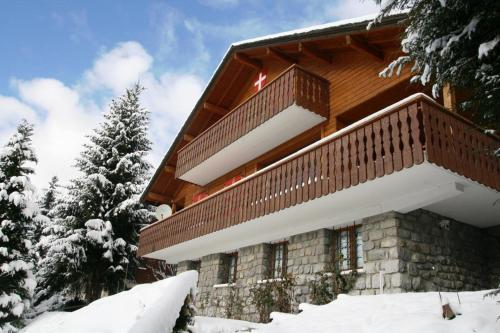 Chalet Barbossine Chatel