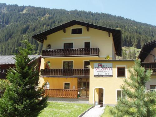 Haus Salzmann Bad Gastein
