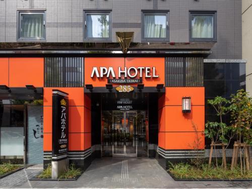 . APA Hotel Asakusa Ekimae