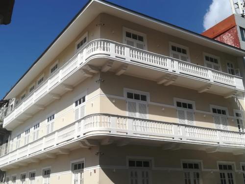 . Apartotel Casa Franco