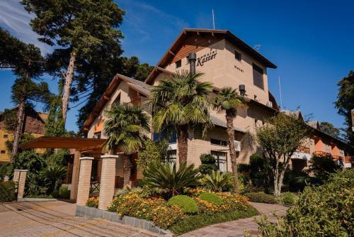 Hotel Pousada Kaster