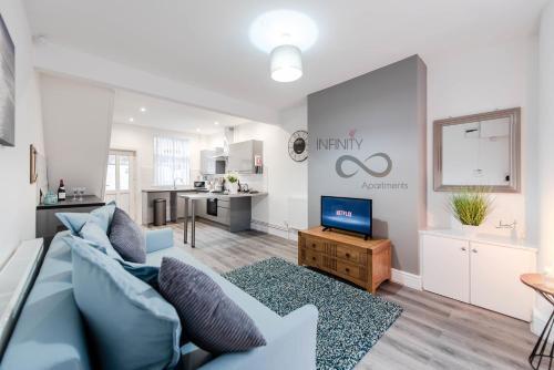 . Liverpool Harrow Road Sleeps 6 - Infinity Apartments