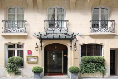 Best Western Premier Trocadero La Tour - Hôtel - Paris