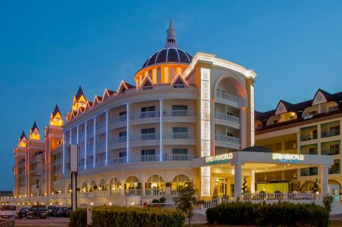 Side Dream World Resort & Spa ulaşım