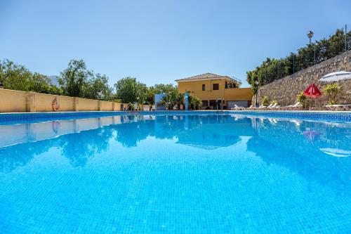 Accommodation in Viñuela