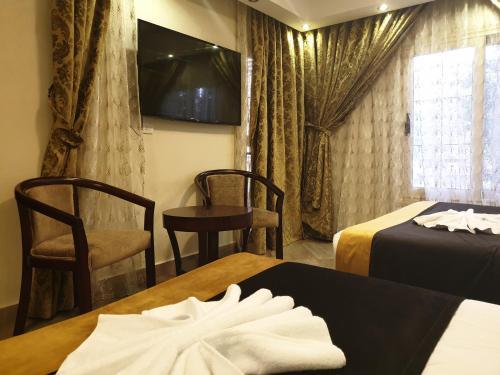 Nile Meridien Garden City Hotel - image 8
