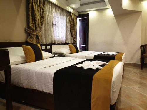 Nile Meridien Garden City Hotel - image 10