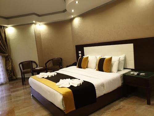 Nile Meridien Garden City Hotel - image 12