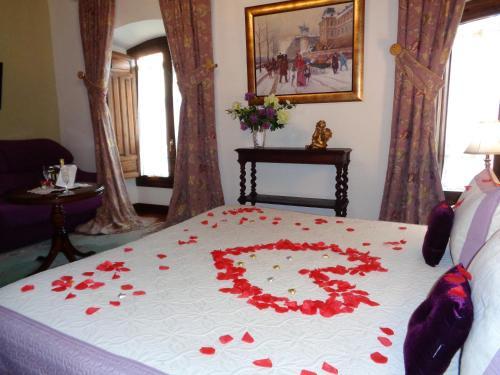 Habitación Doble Deluxe con bañera de hidromasaje - 1 o 2 camas Boutique Hotel Nueve Leyendas 15