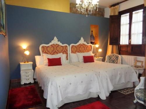 Charm Double Room Hotel Boutique Nueve Leyendas 142