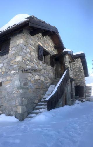 Namasté chalet hostel Tignes Le Lac