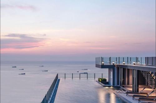 Stunning Loft in City of Life Oda fotoğrafları