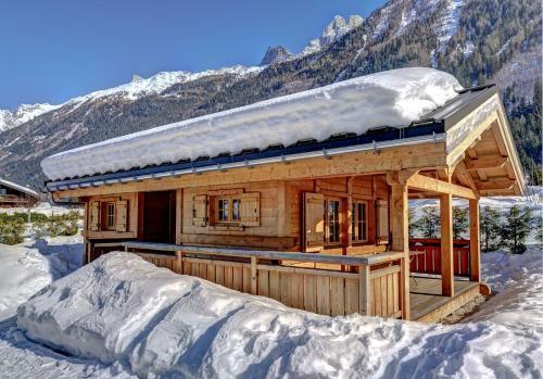 Chalets Ile des Barrats Chamonix