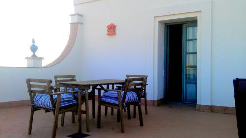 Twin Room with Terrace Hacienda Montija Hotel 9