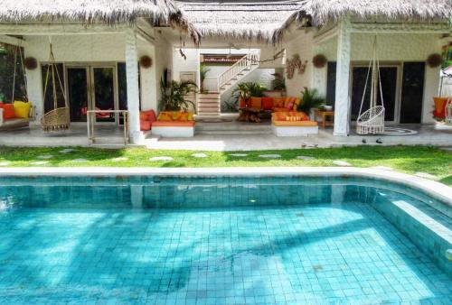 Villa Rustic Charm Lombok