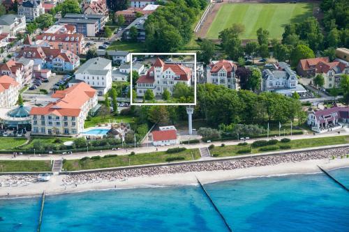 . Villa Astoria - Suiten am Meer