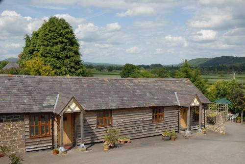 . Highgrove Barns