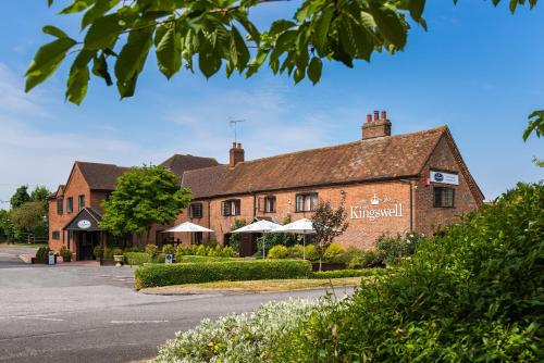 . Kingswell Hotel & Restaurant - Boutique Hotel