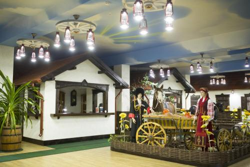 . Gnezdo Berkuta Hotel