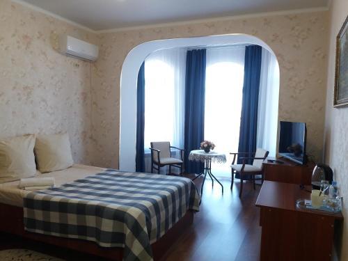 Hotel Berezka, Limanskiy rayon