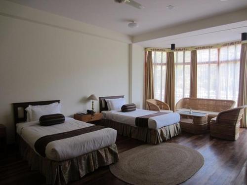 Damchen Resort, Guma