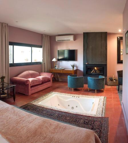 Double Room with Spa Bath Hotel Boutique Pinar 1