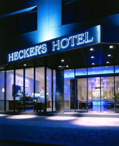 Hecker's Hotel Kurfürstendamm, Charlottenburg