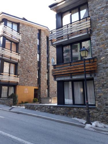 Apartamentos Canillo Ribagrossa 3000 Canillo