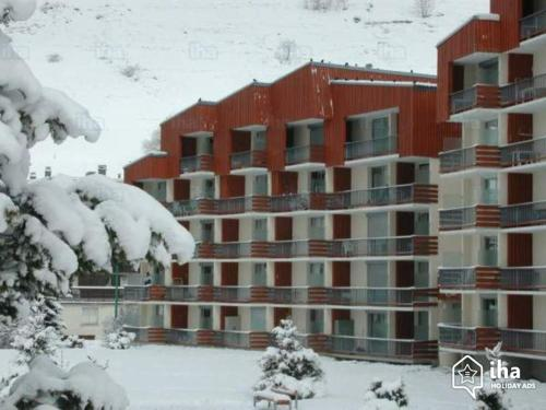 Studio les 2 alpes Cote Brune parking privée face depart ski et ESF Les Deux Alpes