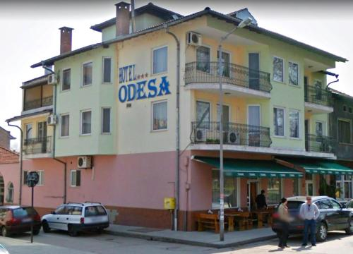 __{offers.Best_flights}__ Family Hotel Odessa