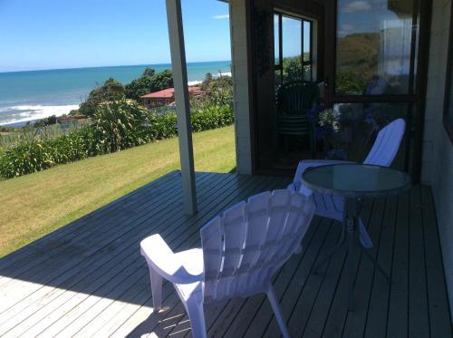 Seaview Cottage, Waitomo