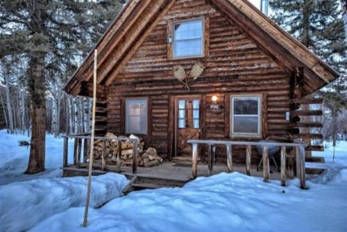 Perry Mansfield   Pine Cabin