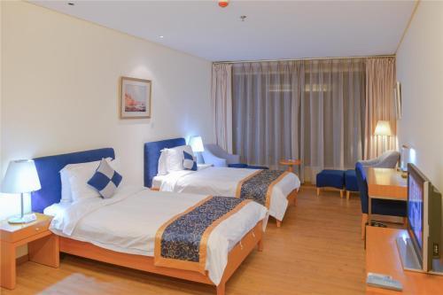 Fuxian Lake Junlin Holiday Hotel, Yuxi