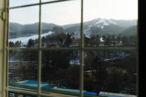 White Cabin - Accommodation - Pyeongchang