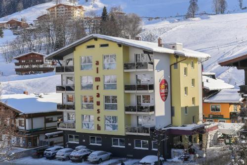 Hotel Almrausch Hinterglemm