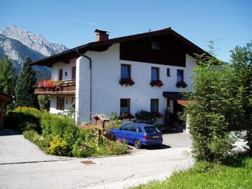 Фото отеля Haus Bergheimat
