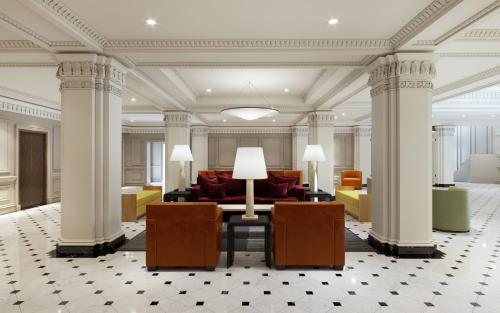 Hamilton Hotel - Washington DC - Washington, DC DC 20005