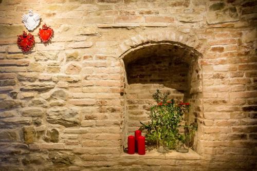 Kasteel-overnachting met je hond in CASTELLO DI RAMAZZANO - Tenute Aliani - Perugia