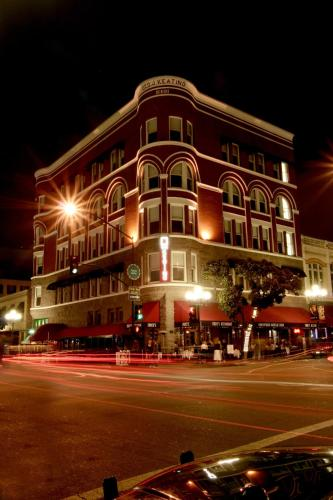 The Keating Hotel by Pininfarina - San Diego, CA CA 92101