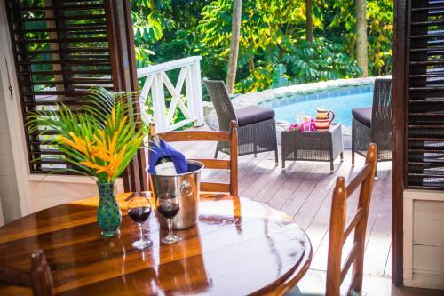Stonefield Estate Resort værelse billeder