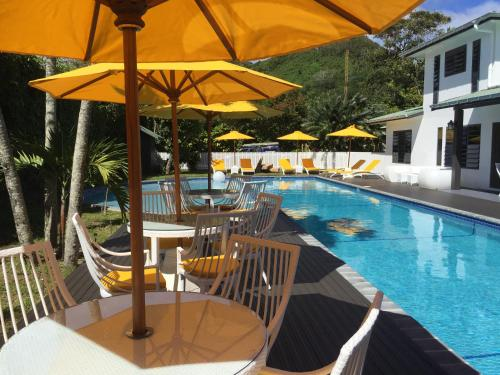 Wellesley Hotel Rarotonga
