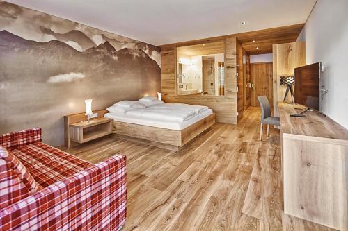 Фото отеля Sporthotel Silvretta Montafon