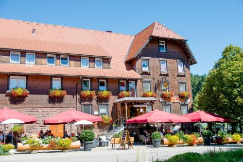 . Land-gut-Hotel Höhengasthof Adler